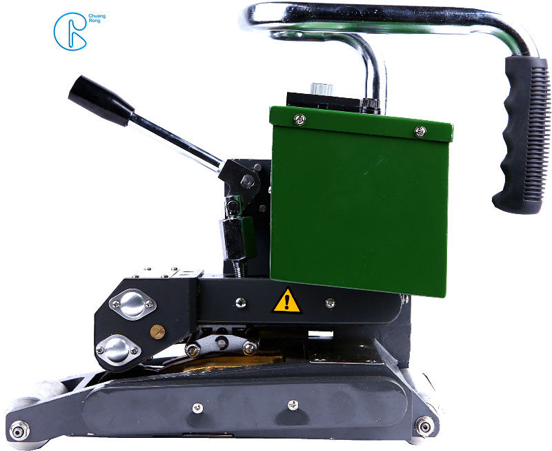 Plastic Extrusion Welding Gun Germembrane Hot Welder Two Way Towards One Edge